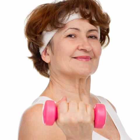 12a2f679 Aktive kvinner lever lenger