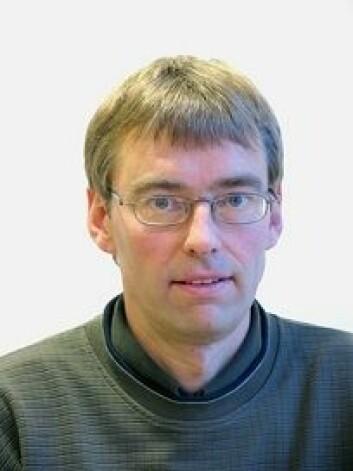 Gunnar Vittersø mener debatten om mat og miljø ikke oppfattes som viktig i Norge. Foto: UiO