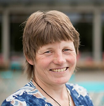 Professor Siri Eriksen, professor i internasjonale miljø- og utviklingsstudier ved NMBU.