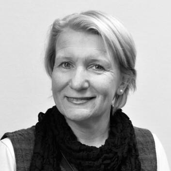 Ragnhild Tungesvik anbefaler å satse på bredere samarbeid. (Foto: SIU)