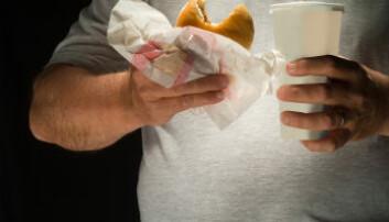 Få dagers overspising setter spor i arvematerialet