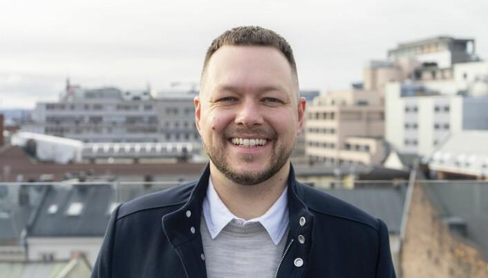 Inge Alexander Gjestvang er daglig leder for organisasjonen FRI - Foreningen for kjønns- og seksualitetsmangfold.