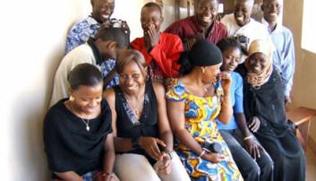 """""""Studenter i visuelle kulturstudier ved Universitetet i Mali."""""""