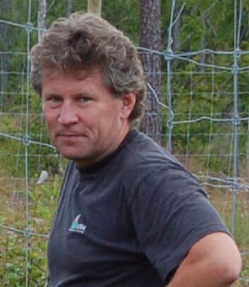 Seniorforsker Erling J. Solberg ved NINA. (Foto: Christer M. Rolandsen)