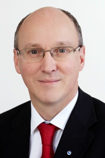 Olle Norberg (Foto: Rymdstyrelsen)