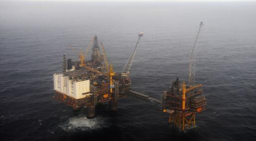 Kreftrisikoen blant offshorearbeidere skal kartlegges