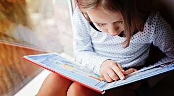 Lesing er en portvokter inn i voksenlivet