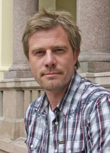 Forsker Bård Stokke ved NTNU.