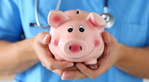 Sykehusleger mener pengene styrer for mye