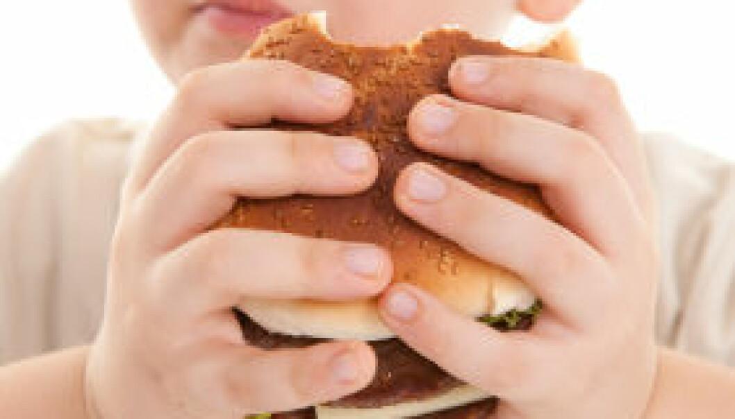 Større overvektrisiko blant enebarn
