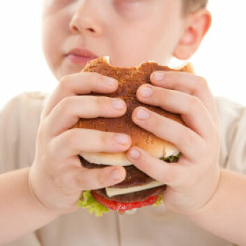 Ettbarnsforeldre brukte oftere mat som belønning. (Foto: iStockphoto)