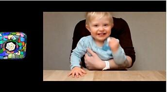 Forskere tester babyer på Zoom