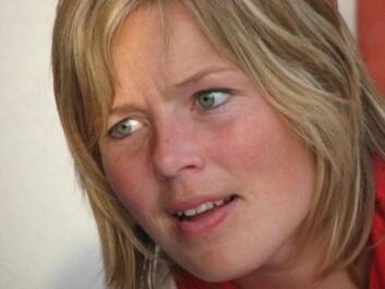 """Kristin Henriksen."""