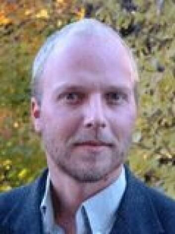 """Fredrik Walby. Foto: Universitetet i Oslo."""