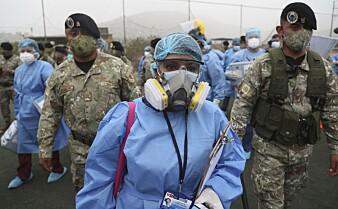 Økt risiko for mutasjoner når flere i verden smittes