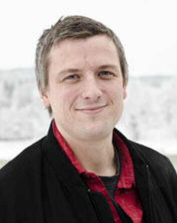 Bjørge Herman Hansen. (Foto: Andreas Birger Johansen)