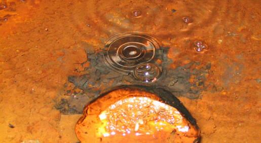 Urgammelt vann på jorda åpner for liv på Mars