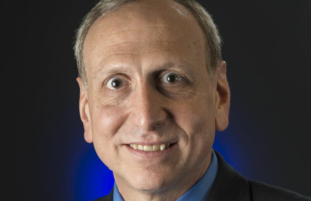 Portrett av Stephen Jurczyk, NASAs nye, midlertidige sjef