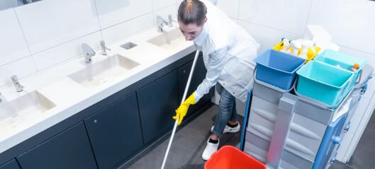 Polakker med doktorgrad jobber som renholdere og på byggeplasser i Norge