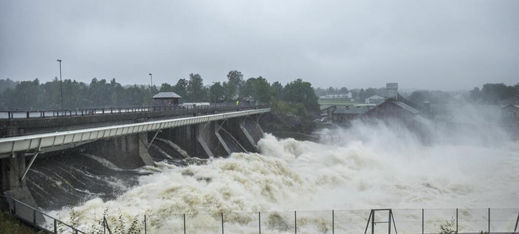 Ekstrem oppgradering av eksisterende vannkraft kan gi betydelig mer kraft