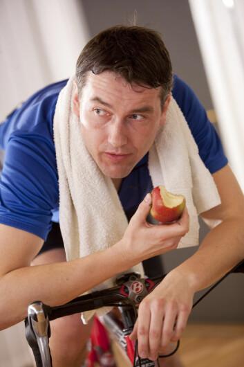 Trening, og færre kalorier inn enn ut, er fortsatt en oppskrift for suksess. (Foto: Colourbox)