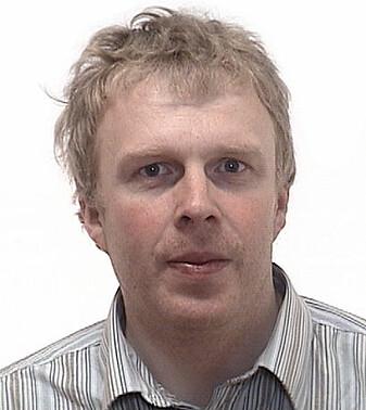 Kolbjørn Engeland, seniorforsker ved Hydrologisk avdeling, NVE.
