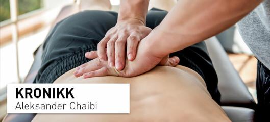 Leger er skeptiske, men forskningen viser at manuell ryggbehandling er trygt