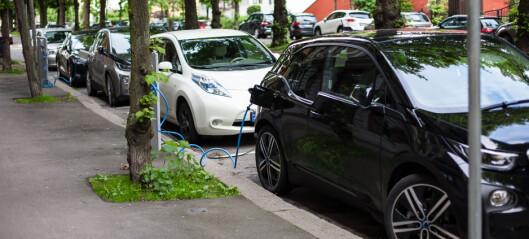 – Det blir feil å kalle elbiler for nullutslippsbiler