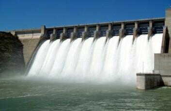 Prisen på vannkraft avhenger av blant annet været. (Foto: Shutterstock)