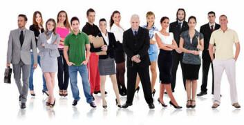 Arbeiderpartiet har vært en drivkraft i utviklingen av arbeidslinja, men de øvrige partier har i hovedsak også sluttet opp om den. (Illustrasjonsfoto: www.colourbox.no)