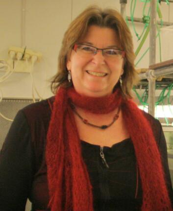 Professor Gunilla Rosenqvist. (Foto: Ida Korneliussen)