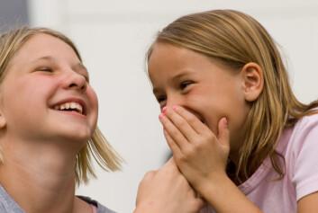 Glede, mestring, sosial støtte og fysiske omgivelser påvirker barns fysisk aktivitet. (Foto: Ingram Publishing)