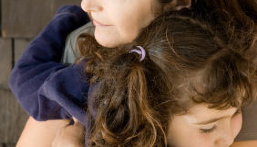 Forsking viser at mange mødrer ogsåjobbar mindre når barnet er fire og fem år og mødrene ikkje lenger har rett til kontantstøtte.(Illustrasjonsfoto: iStockphoto)