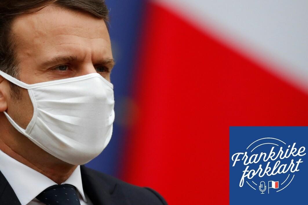 Det ligger mange skjær i sjøen for Emmanuel Macron og Castex-regjeringen i 2021.