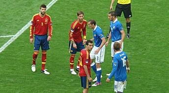 Hvem vinner fotball-EM?