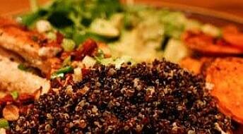 Quinoafrø kunne vært dagens potet