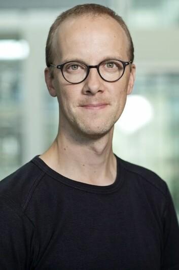 Professor Rasmus Pagh. (Foto: IT-universitetet i København)