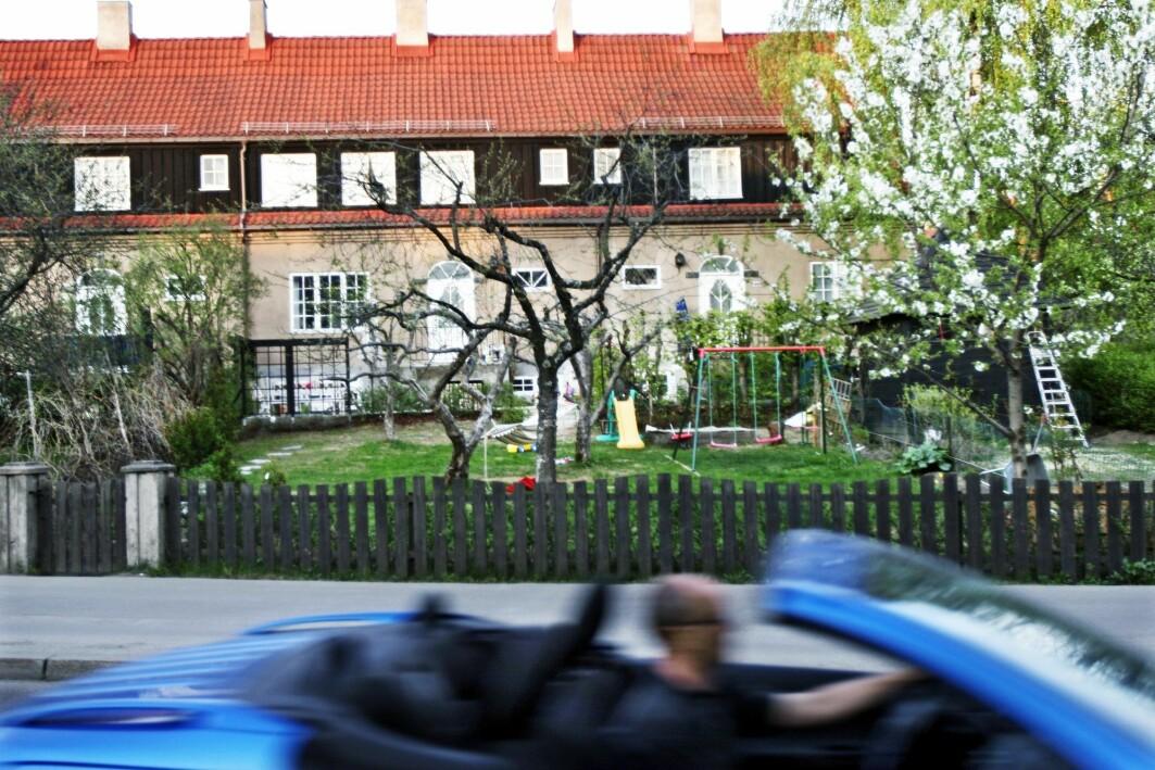 De rike og ressurssterke lever mest adskilt fra andre grupper i Oslo. Dette har analyser av inntekt og bosetting i hovedstaden vist. Arbeiderklasseboligene her i Ullevål hageby er for lengst overtatt av den intellektuelle eliten.