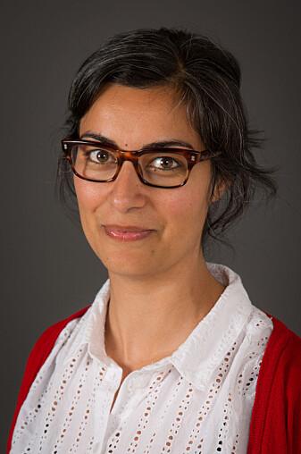 Marjan Nadim er sosiolog ved Institutt for Samfunnsforskning og forsker på likestilling, integrering og ytringsfrihet.
