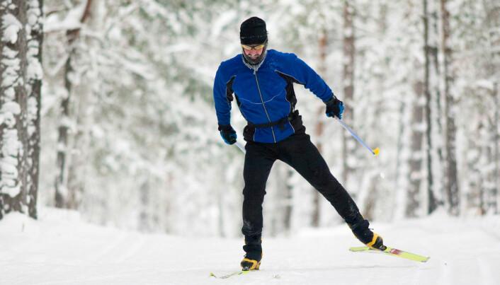 Er det farlig å trene i kaldt vær?