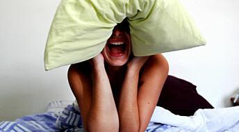 Dårlig søvn gir gammel hud