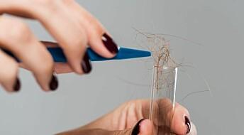 Håret ditt kan avsløre rusbruk i årevis etter inntak