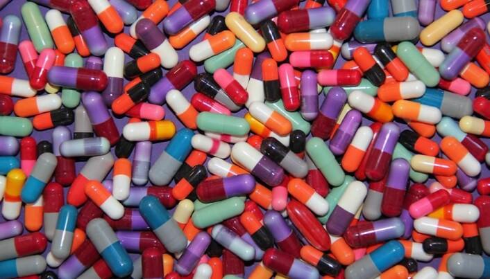Multisjuke pasientar, pasientar som har fleire sjukdommar, kan ha bruk for mange medisinar.