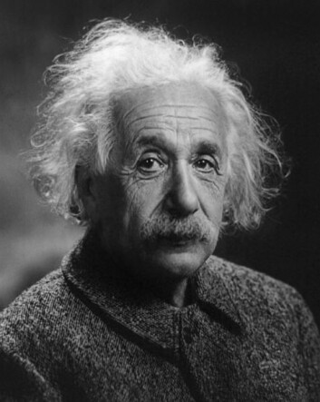 Albert Einstein var et av de mest intelligente menneskene verden har sett. Men ville han vært like intelligent hvis han var født som kvinne? (Foto: Wikipedia Commons)