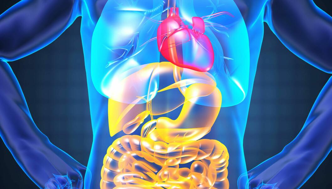 Sniker biologiske medisiner inn i kroppen