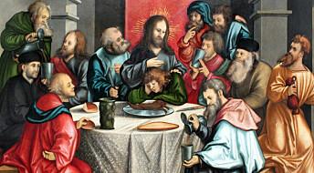 - Jesus kunne skifte form