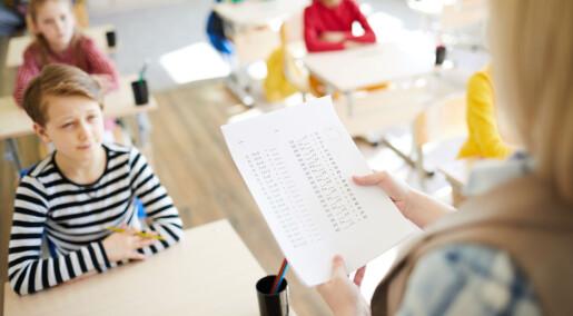 Matematikk bør handle meir om kvardagen til elevane