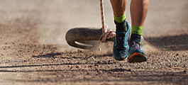Trening med dekk gir økt styrke og utholdenhet