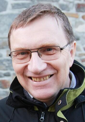 Johan Myking. (Foto: Kim Andreassen)