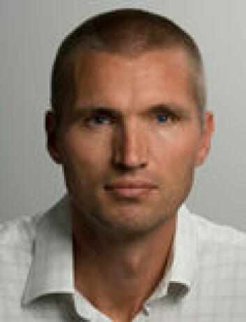 Forsker Aslak Fyhri. (Foto: TØI)